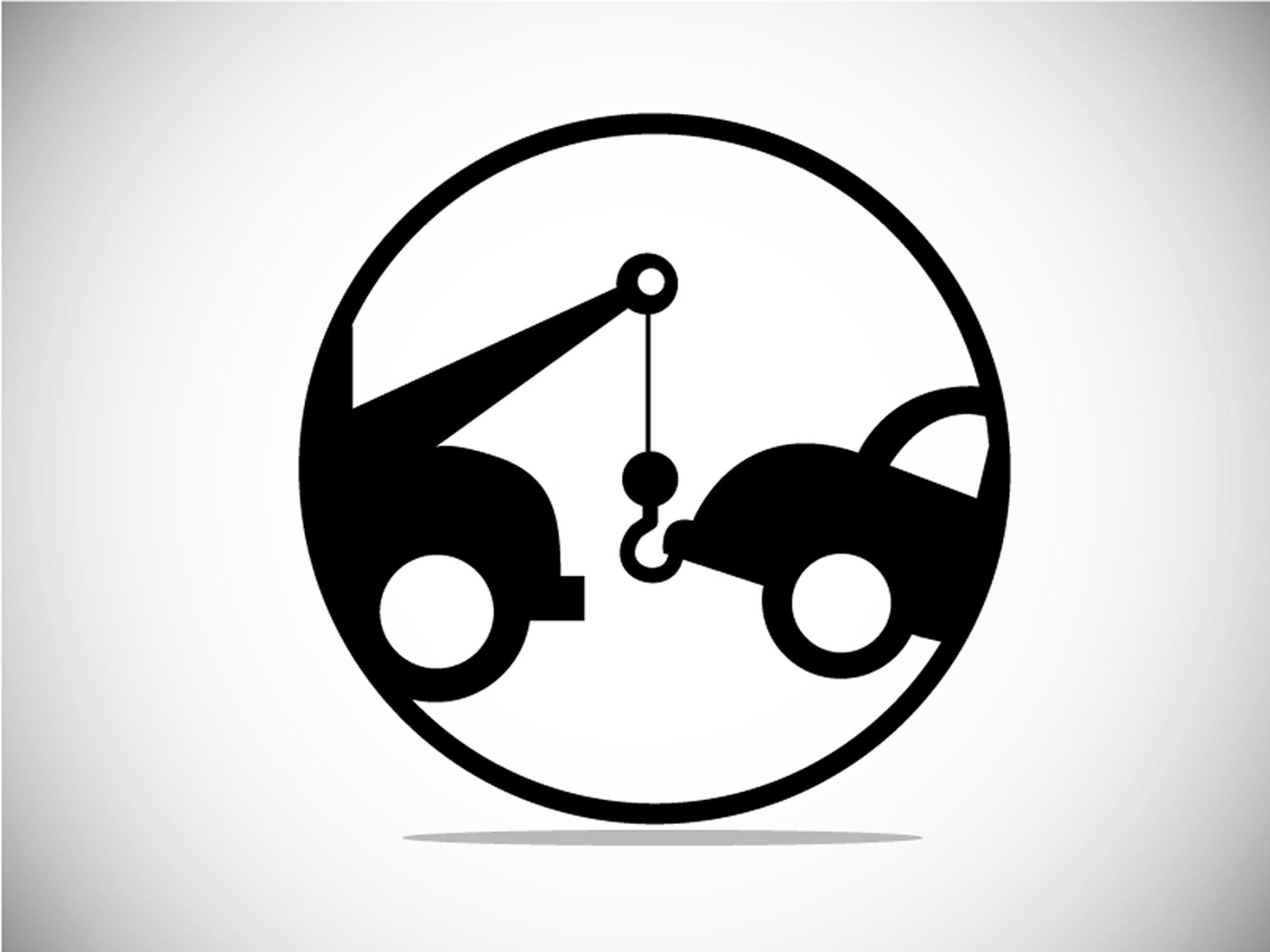 Pomoc drogowa - obraz